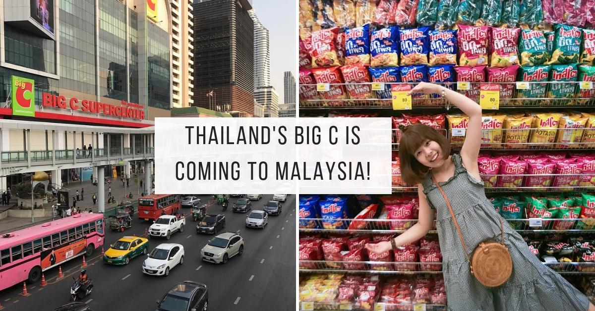 big c malaysia