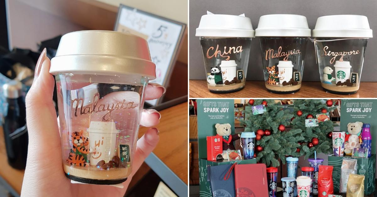 Starbucks Christmas Ornaments 2019.Starbucks 2018 Christmas Collection Is A Snow Globe Foodie