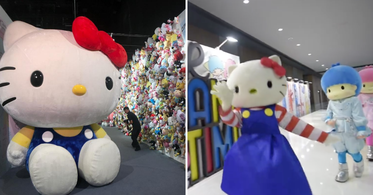 666597abb Hello Kitty & Friends Are Coming To Malaysia For 'Our Sanrio Times' - Foodie