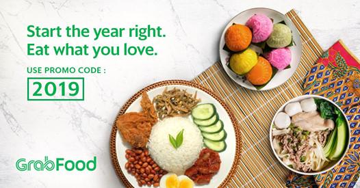 GrabFood: Enjoy FREE Delivery & 50% Off GrabFood Orders