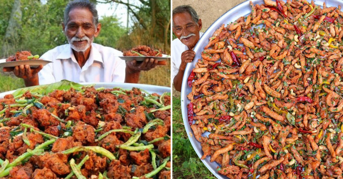 India Youtuber 'Grandpa Kitchen' Who