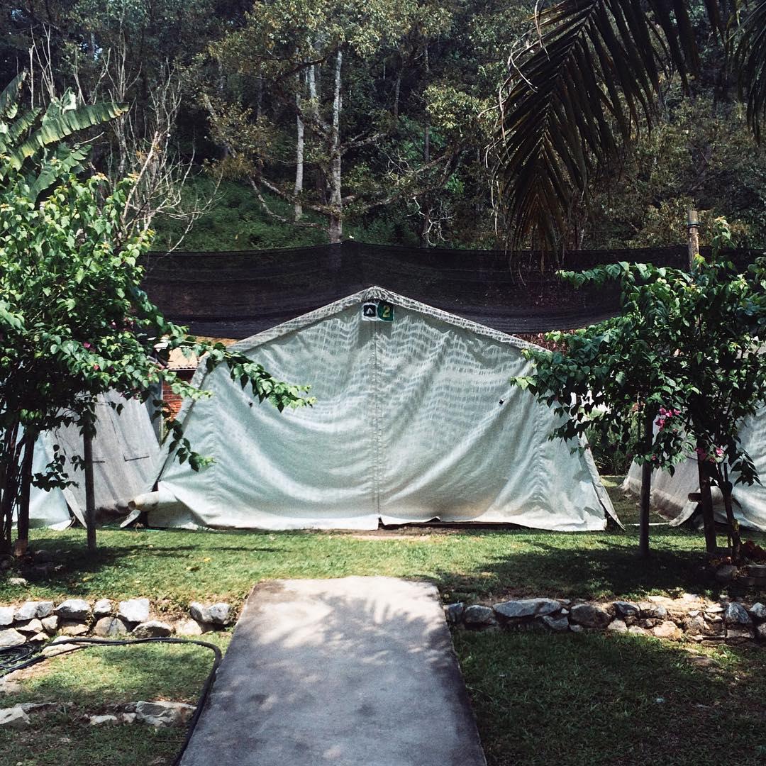 glamping malaysia