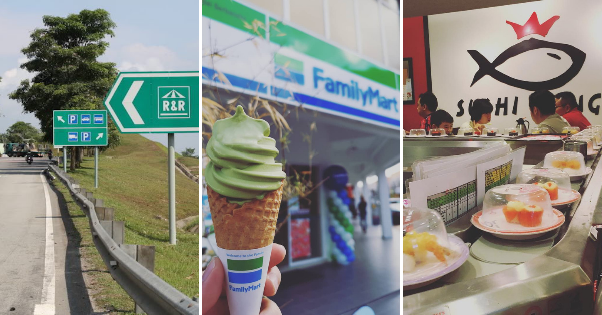 family mart is coming to r&r malaysia