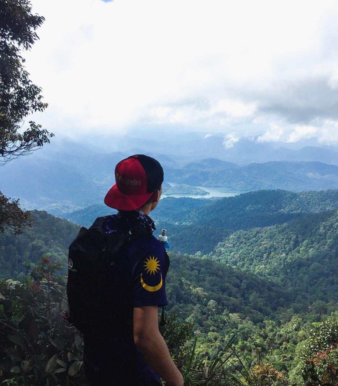 hiking trail malaysia