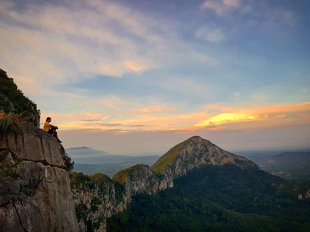 hiking trails malaysia