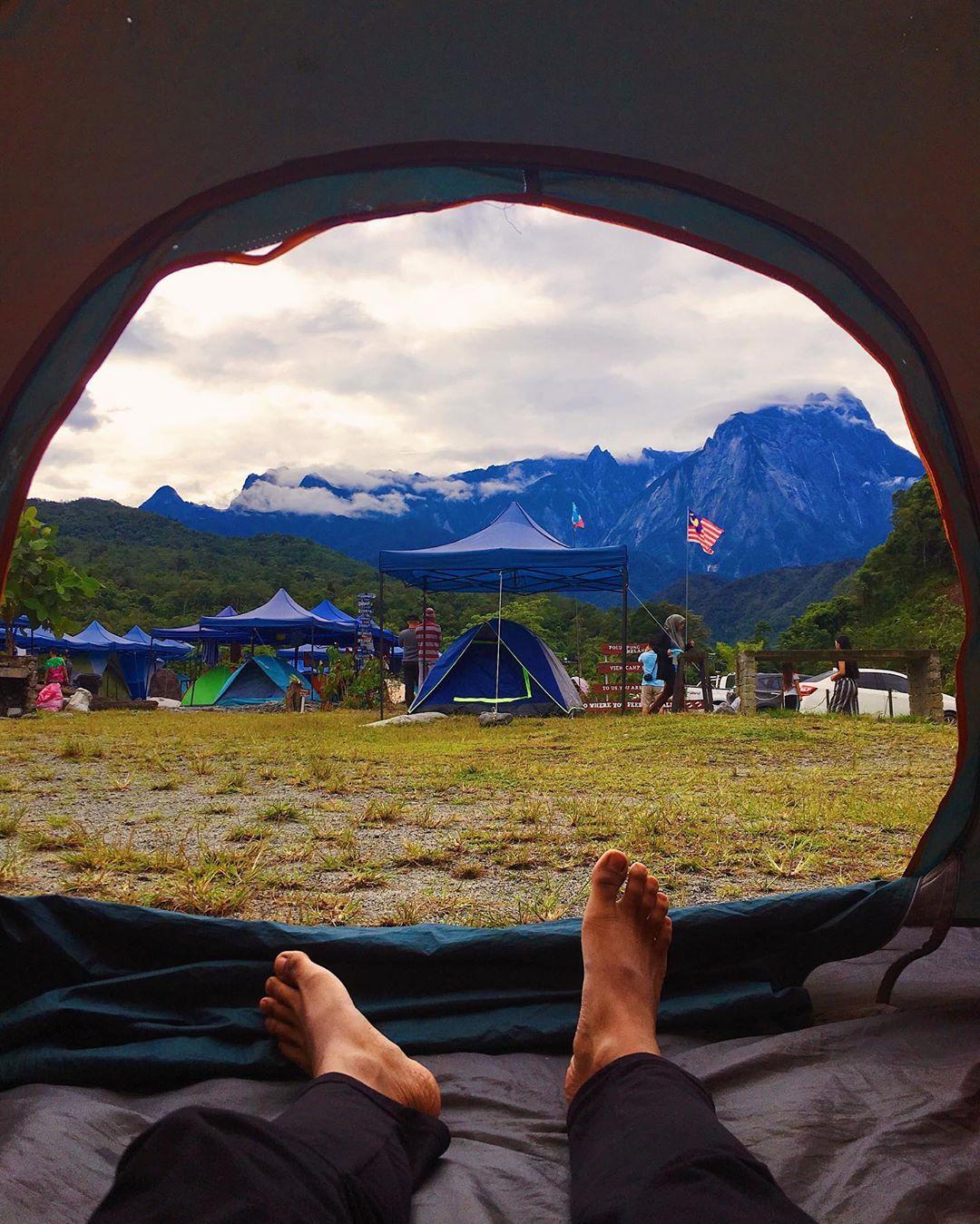 camping site malaysia