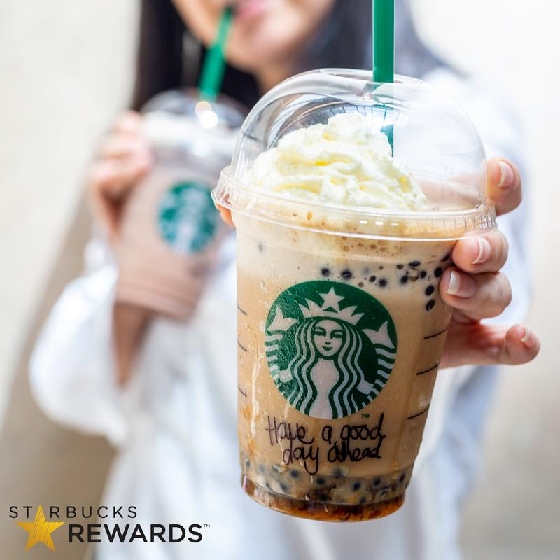 Get 2nd Grande-Sized Handcrafted Beverage For RM5 At