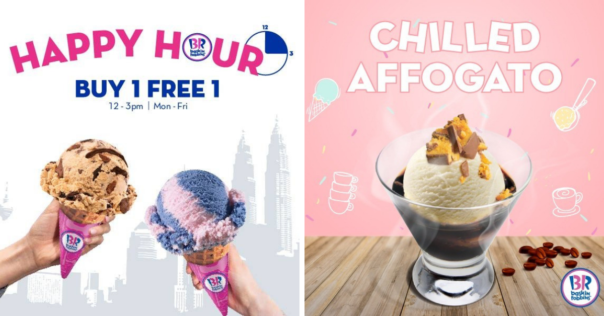 Baskin-Robbins Happy Hour (Feature Image)