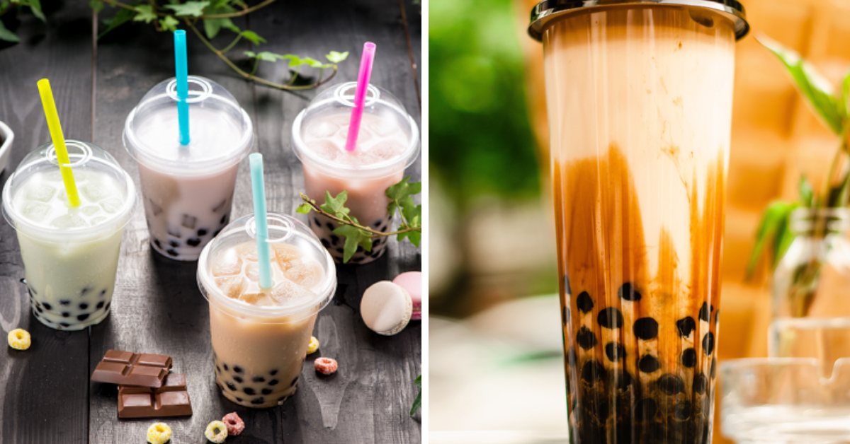 Bubble Tea Study by Hospital in Singapore (Feature Image)