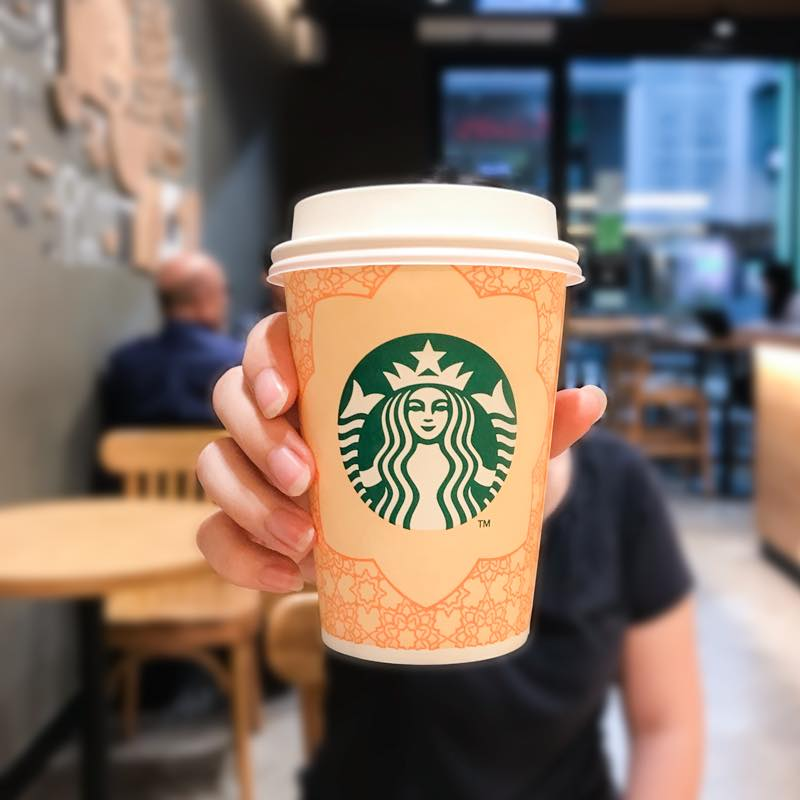 Starbucks Malaysia: RM5.50 For Tall-Sized Latte On 5th