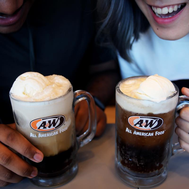 A&W Free Root Beer
