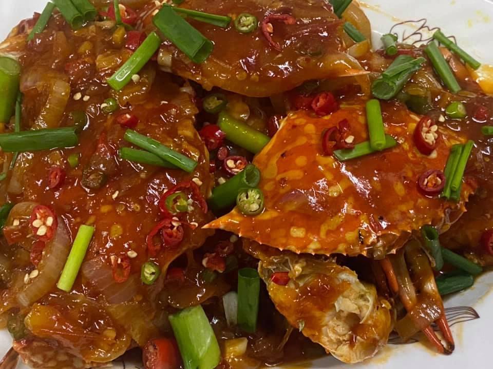 resipi chili crab