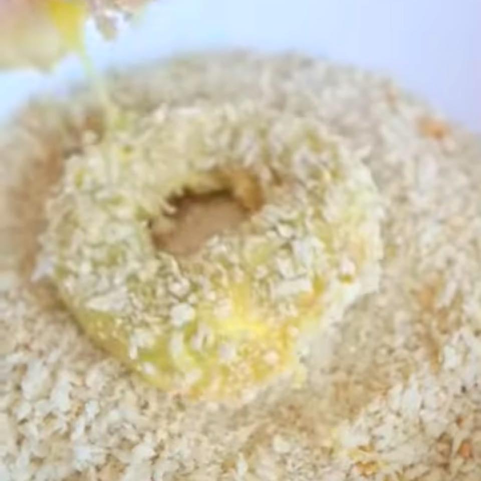 resipi donut ayam