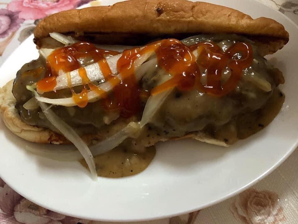 Resipi Burger Prosperity Homemade